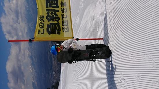 最後のボードです!|富士見パノラマリゾートのクチコミ画像