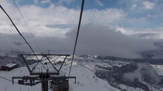 雨から晴れ|白馬八方尾根スキー場のクチコミ画像