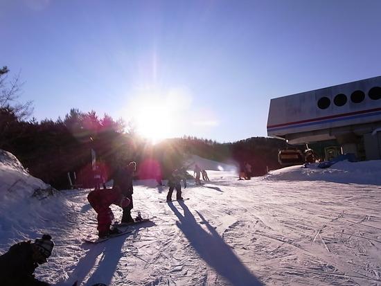 やっぱり山さいこう~|やぶはら高原スキー場のクチコミ画像