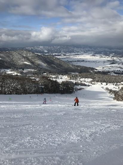 木島平の隣の牧の入高原スノーパーク 北信州 木島平スキー場のクチコミ画像