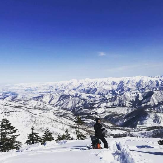 バックカントリー|かぐらスキー場のクチコミ画像