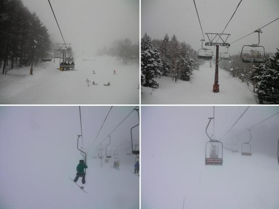 全国的に雨|竜王スキーパークのクチコミ画像