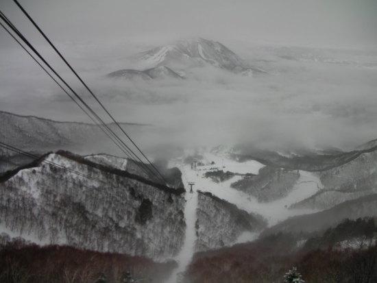 全国的に雨|竜王スキーパークのクチコミ画像2