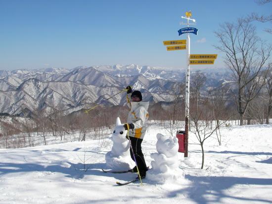 会津高原高畑スキー場のフォトギャラリー2