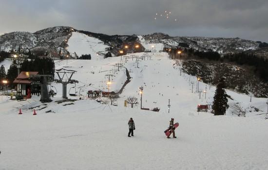 2月あたまに行ってきた|上越国際スキー場のクチコミ画像