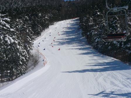 春スキー!|信州松本 野麦峠スキー場のクチコミ画像