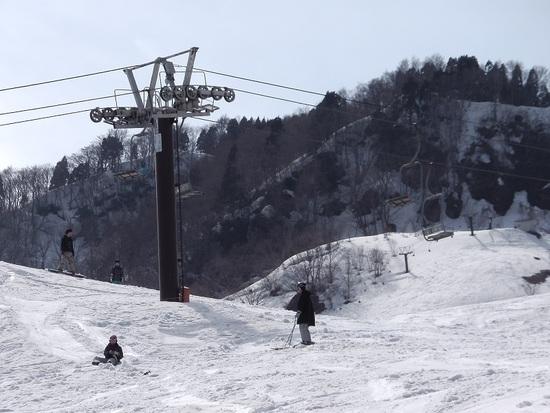 いい天気過ぎでした|おじろスキー場のクチコミ画像2
