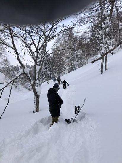 ゲレンデ状況|KIRORO SNOW WORLDのクチコミ画像