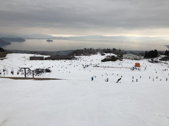 まぁよかった|箱館山スキー場のクチコミ画像