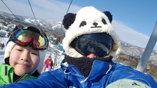 節分のゲレンデ|ひるがの高原スキー場のクチコミ画像