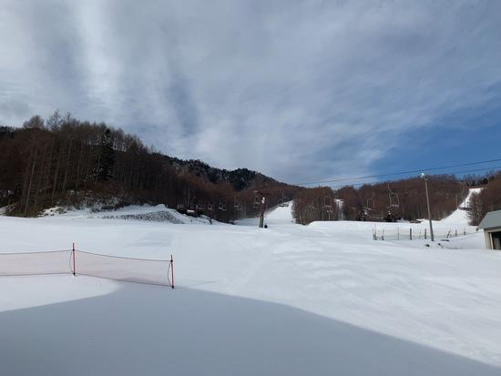 リフト待ちほぼなし|八千穂高原スキー場のクチコミ画像