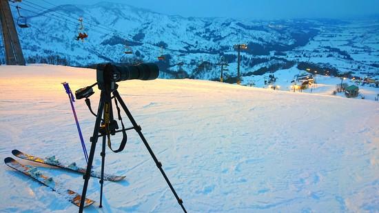 新潟からのプレゼント|石打丸山スキー場のクチコミ画像2