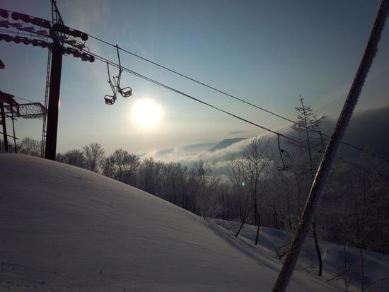 楽しかった!! ガリガリだったけど|タングラムスキーサーカスのクチコミ画像