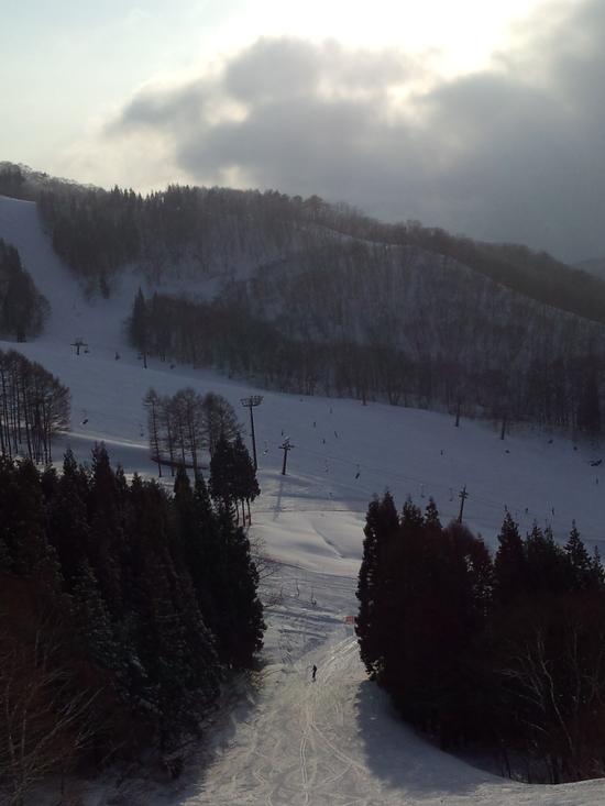 楽しかった!! ガリガリだったけど|タングラムスキーサーカスのクチコミ画像2