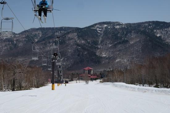 2015/05/01(金) 長野県 奥志賀高原の遅報!!|奥志賀高原スキー場のクチコミ画像