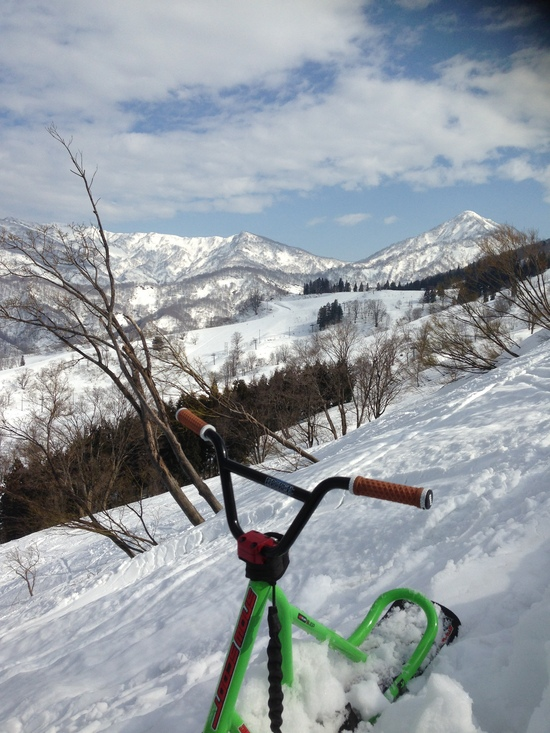 ついに行きました|シャルマン火打スキー場のクチコミ画像2
