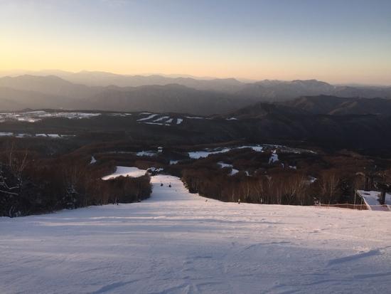 日帰りスキーにオススメ|ハンターマウンテン塩原のクチコミ画像2