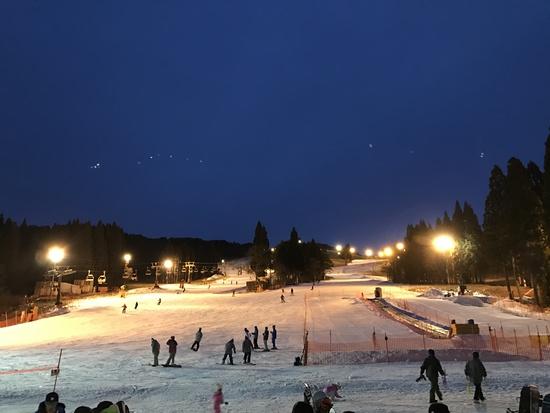 まだ降らない・・・|鷲ヶ岳スキー場のクチコミ画像