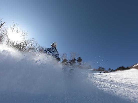 アイスバーン|オグナほたかスキー場のクチコミ画像