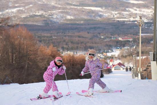 めっちゃ楽しかった!!|八幡平リゾート パノラマスキー場&下倉スキー場のクチコミ画像1