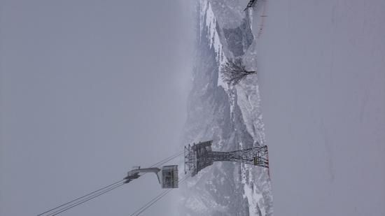 雪が降ったら行きたくなる|六日町八海山スキー場のクチコミ画像