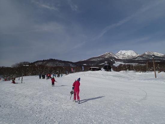 まるでバブルの再来かと思いました|池の平温泉スキー場のクチコミ画像2