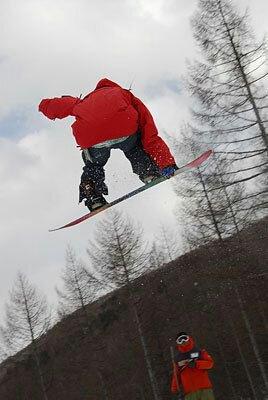 キッカー!!|八千穂高原スキー場のクチコミ画像
