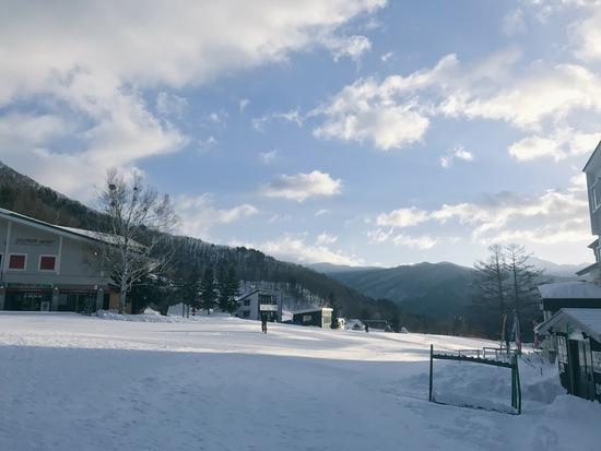 今シーズン滑り納めかな|ホワイトワールド尾瀬岩鞍のクチコミ画像