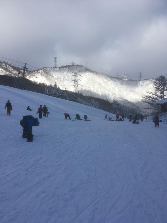12月29日の様子|かぐらスキー場のクチコミ画像