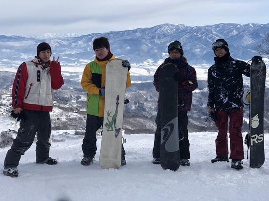絶景ポイント多数|斑尾高原スキー場のクチコミ画像
