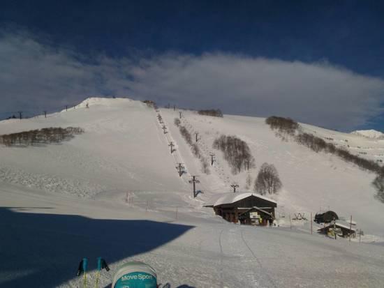 晴天でした。|白馬八方尾根スキー場のクチコミ画像