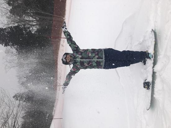 雪だ〜|マウントジーンズ那須のクチコミ画像