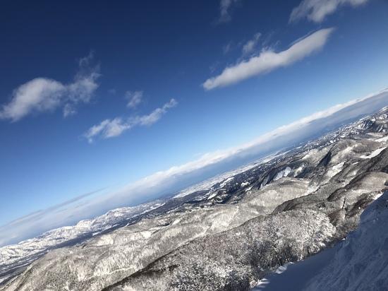毎年恒例の年越しスキー! 斑尾高原スキー場のクチコミ画像2