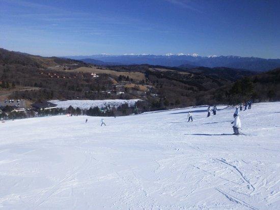 茶臼山高原スキー場のフォトギャラリー6