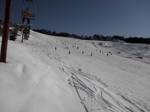 しらおスキー場のフォトギャラリー2