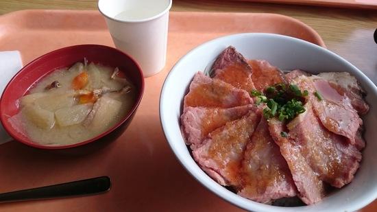 ローストビーフ丼|会津高原たかつえスキー場のクチコミ画像