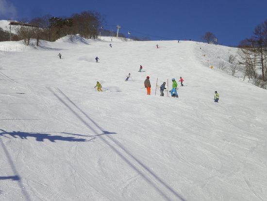 全面滑走可能でした|白馬八方尾根スキー場のクチコミ画像