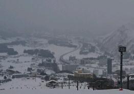 12/30 お正月らしい賑わい|岩原スキー場のクチコミ画像