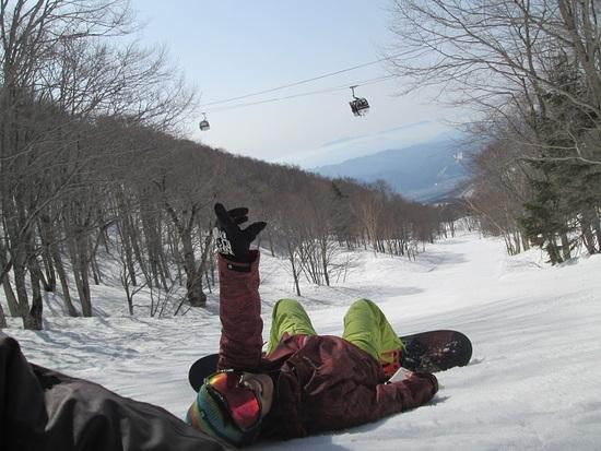栂池高原スキー場のフォトギャラリー3