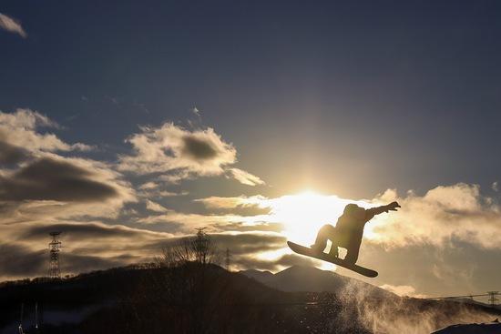 初日の出|かぐらスキー場のクチコミ画像