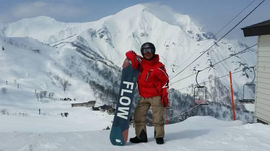 絶景!|谷川岳天神平スキー場のクチコミ画像