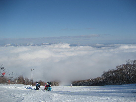 雲海上の楽園 安比高原スキー場のクチコミ画像2