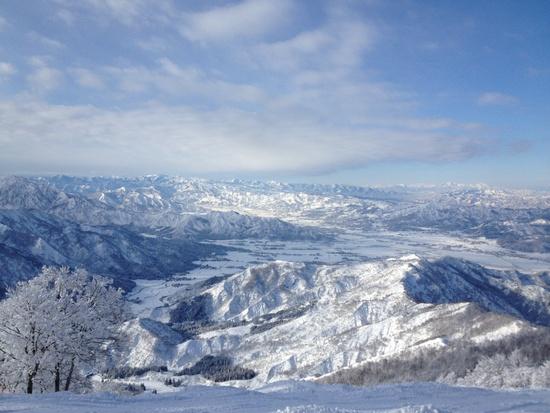 圧巻の一言|六日町八海山スキー場のクチコミ画像