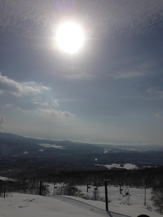 ツリーラン|池の平温泉スキー場のクチコミ画像
