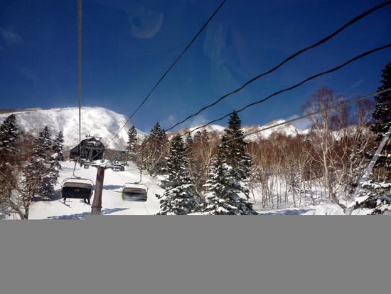 ガスってしまいました|妙高杉ノ原スキー場のクチコミ画像