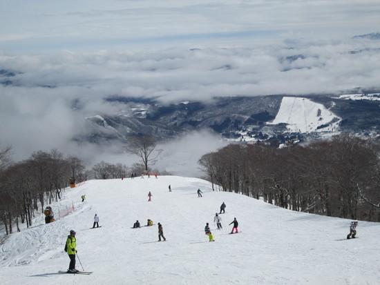 まさしく春スキー|高鷲スノーパークのクチコミ画像