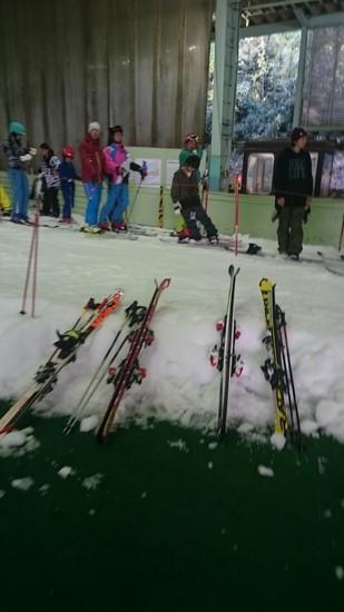 シーズン前の足馴らしに!|狭山スキー場のクチコミ画像