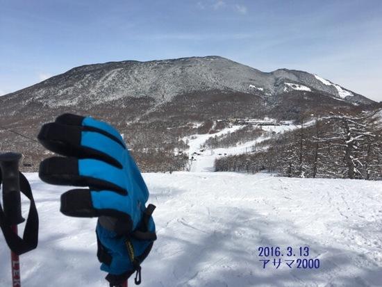 道場のようなスキー場