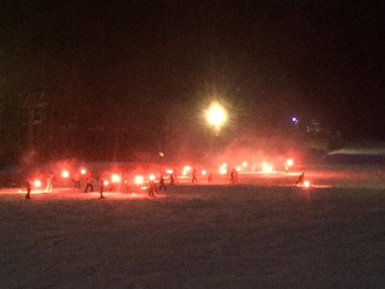 八千穂高原のクリスマスイベント|八千穂高原スキー場のクチコミ画像2