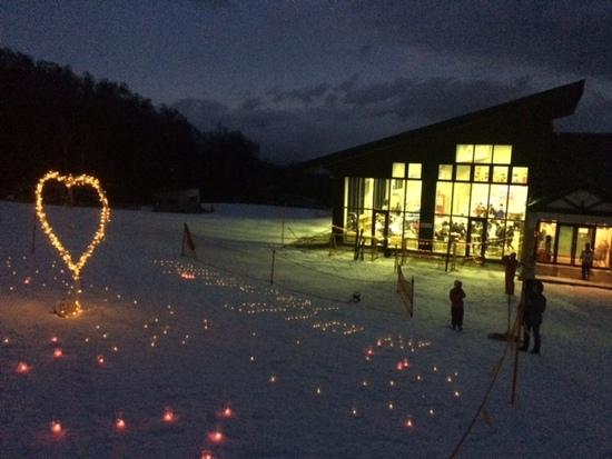 八千穂高原のクリスマスイベント|八千穂高原スキー場のクチコミ画像3